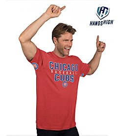 G-III MLB® Chicago Cubs Men's Hands High Primetime Tee