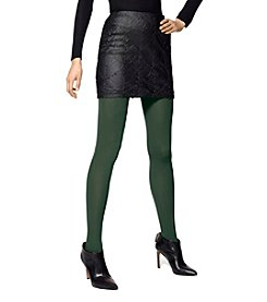 HUE® Super Opaque Control Top Tights