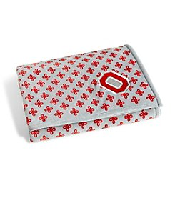 Vera Bradley® NCAA® Ohio State Buckeyes Xl Throw Blanket
