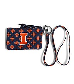 Vera Bradley® NCAA® Illinois Fighting Illini ID Lanyard