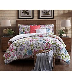 LivingQuarters Loft English Garden 5-pc. Comforter Set