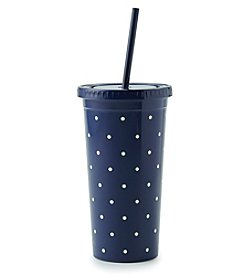 kate spade new york® Tumbler With Straw