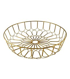 Thirstystone® Gold Nesting Wire Basket