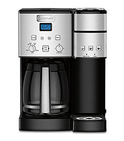 Cuisinart® Duobrew Coffeemaker + FREE Coffee Grinder see offer details