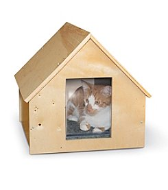 K&H Pet Products Birchwood Manor Kitty Home
