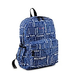 J World® Oz Road Trip Campus Backpack