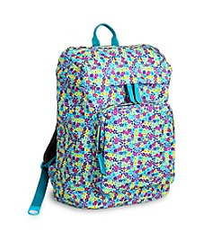 J World® Eve Floret Laptop Backpack