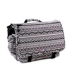 J World® Thomas Tribal Laptop Messenger Bag