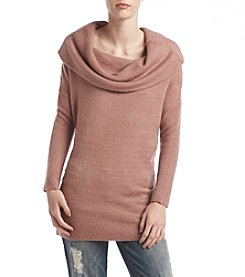 no comment™ Mossy Marilyn Neck Sweater