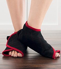 Bluestone Pair of Hot and Cold Foot Wraps