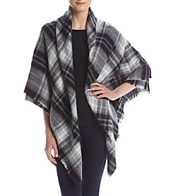 Collection 18 Schools Out Plaid Wrap