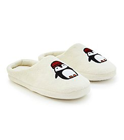 Collection 18 Happy Penguin Clog Slippers