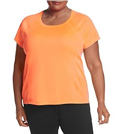 Exertek® Plus Size Seamed Tee