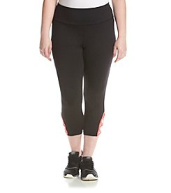 Exertek® Plus Size Endurance Crop Pants