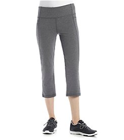 Exertek® Zen Yoga Crop Pants