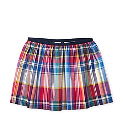 Polo Ralph Lauren® Girls' 2T-6X Plaid Skirt