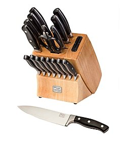 Chicago Cutlery® Insignia2™ 18-pc. Cutlery Block Set