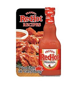 Frank's RedHot® Recipes Cookbook