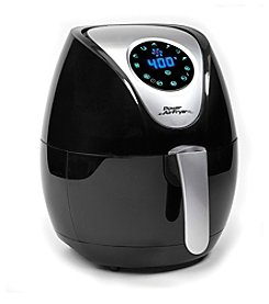 As Seen on TV Power Air Fryer Xl 3.4 Qt Black