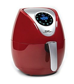 As Seen on TV Power Air Fryer Xl 3.4 Qt Red