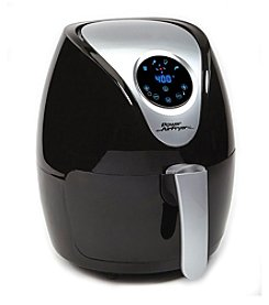 As Seen on TV Power Air Fryer Xl- 5.3 Quart Black