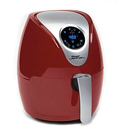 As Seen on TV Power Air Fryer Xl- 2.4 Quart Red