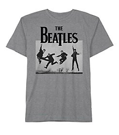Men's Beatles Jump Short Sleeve Tee