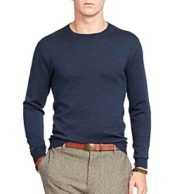Polo Ralph Lauren® Men's Pima Cotton Crew Neck Sweater