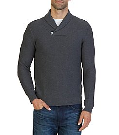 Nautica® Men's Shawl Collar Sweater