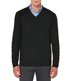 Perry Ellis® Men's Coloblock Sweater