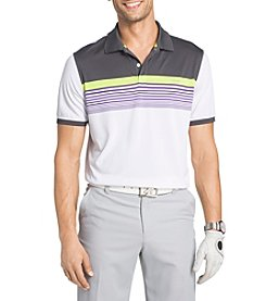 Izod® Men's Gentlemen's Stripe Polo
