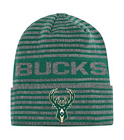 adidas® NBA® Milwaukee Bucks Men's Cuffed Knit Hat