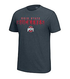 J. America® NCAA® Ohio State Buckeyes Men's Staple Short Sleeve Tee