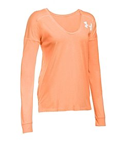 Under Armour® Favorite Wordmark Back Top