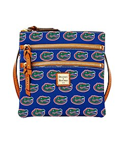 Dooney & Bourke® NCAA® Florida Gators Triple Zip Crossbody