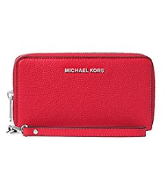 MICHAEL Michael Kors Large Flat Multi Function Phone Case Wristlet