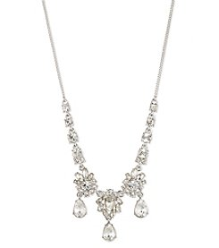 Givenchy® Crystal Small Frontal Necklace