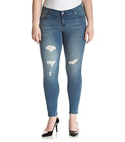 Celebrity Pink Plus Size Sculpt Shaper Skinny Jeans