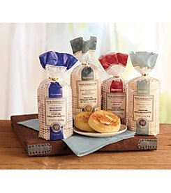 Wolferman's Favorite Flavors 4-pk. English Muffin Sampler