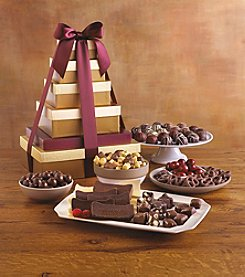 Harry and Daivd® Deluxe Tower of Chocolates