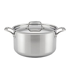 Breville® Thermal Pro™ 8-Qt. Clad Stainless Steel Covered Stockpot