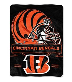 Northwest Company NFL® Cincinnati Bengals Prestige Raschel Throw