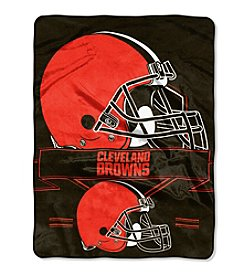 Northwest Company NFL® Cleveland Browns Prestige Raschel Throw