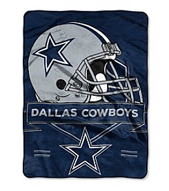 Northwest Company NFL® Dallas Cowboys Prestige Raschel Throw
