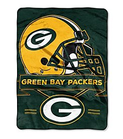 Northwest Company NFL® Green Bay Packers Prestige Raschel Throw