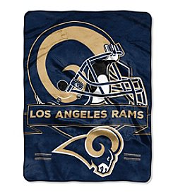 Northwest Company NFL® Los Angeles Rams Prestige Raschel Throw