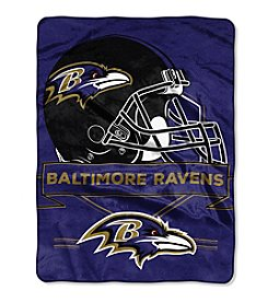 Northwest Company NFL® Baltimore Ravens Prestige Raschel Throw