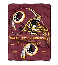 Northwest Company NFL® Washington Redskins Prestige Raschel Throw
