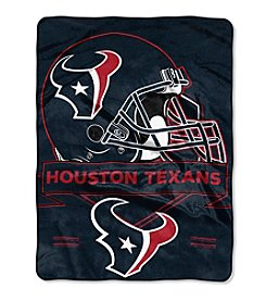 Northwest Company NFL® Houston Texans Prestige Raschel Throw