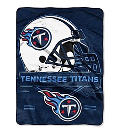 Northwest Company NFL® Tennessee Titans Prestige Raschel Throw